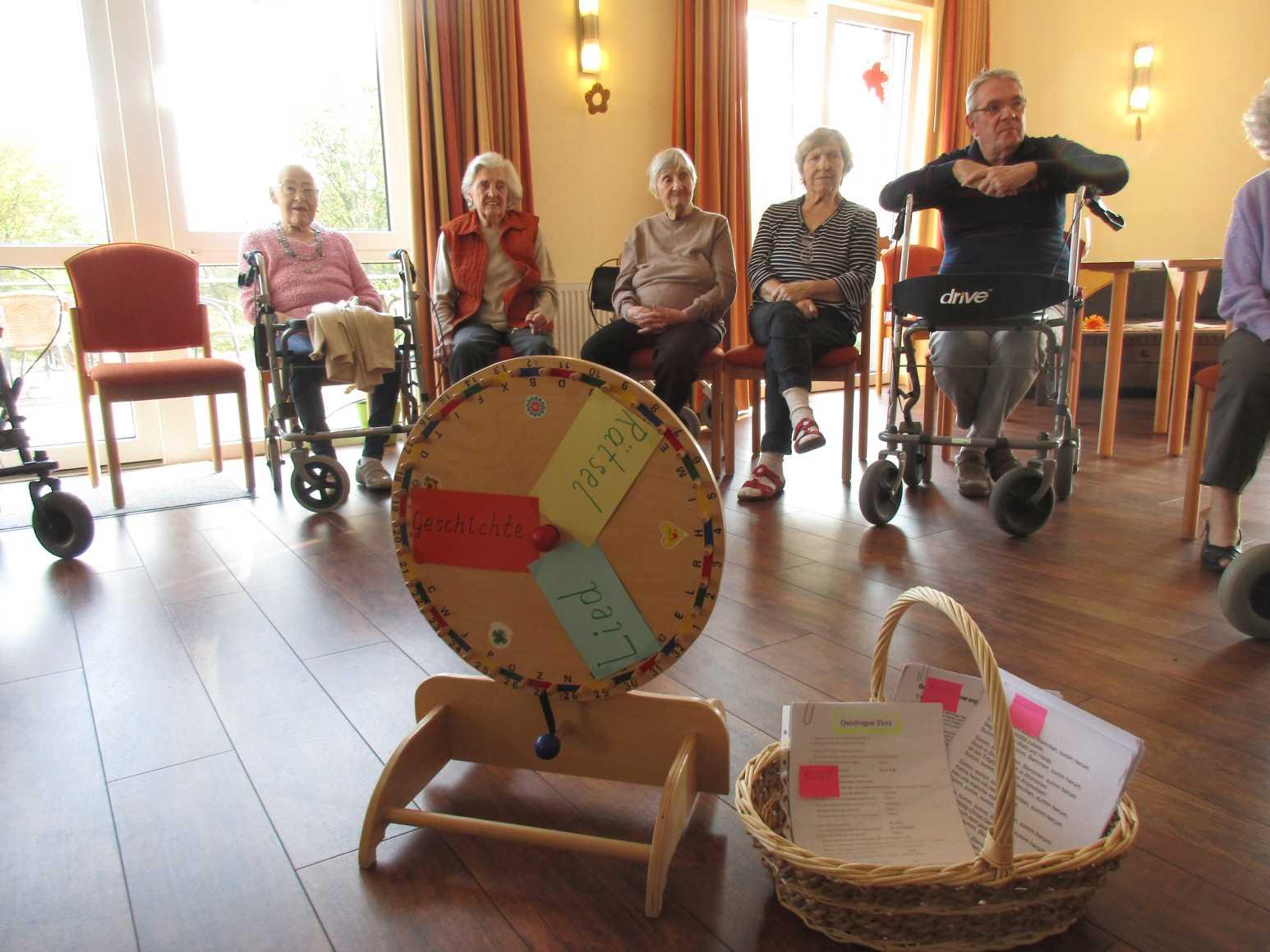 Seniorenzentrum Lopaupark: Ein Kessel Buntes – PERFEKTA Pflege
