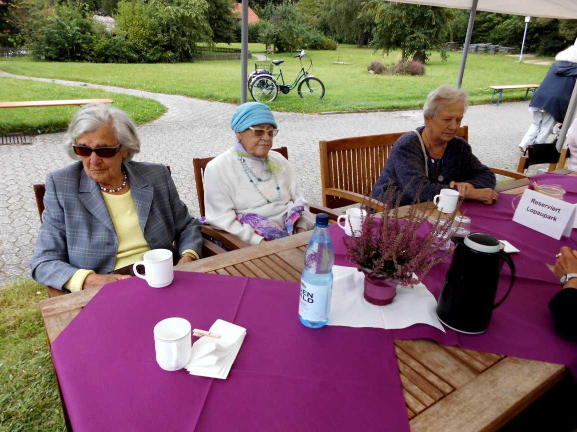 Besuch Hoheneck 1