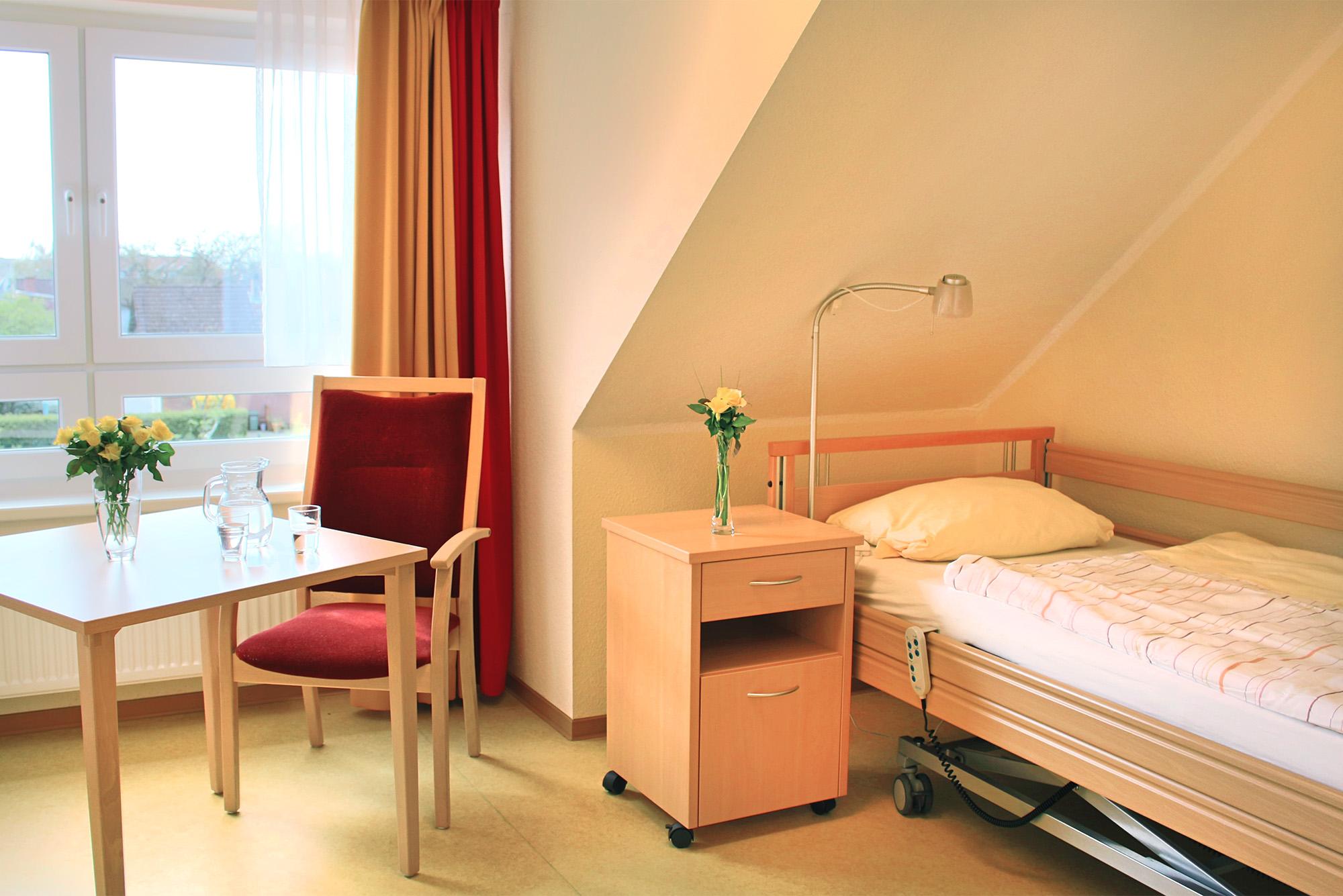 Ausstattung – Heiligendorf – PERFEKTA Pflege
