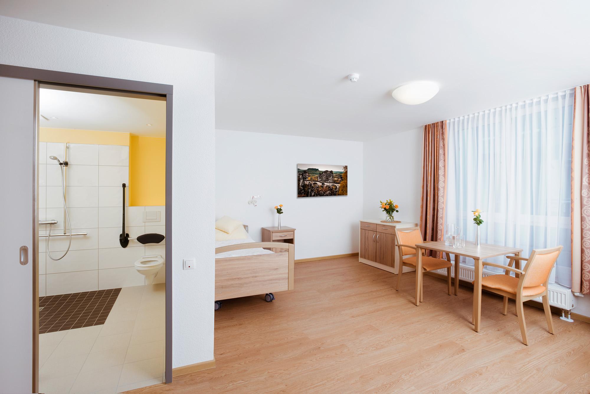 Mein Zuhause Nienburg – PERFEKTA Pflege
